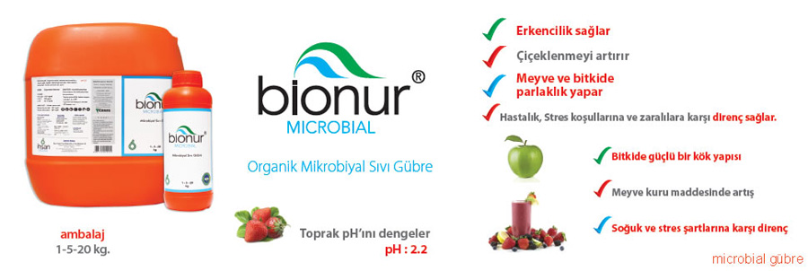 Blonur Microbial